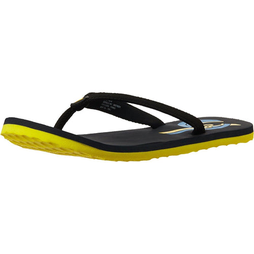 Puma Men's Wave II DP Insignia Blue, Blue Aster and Dandelion Rubber Flip-Flops and House Slippers