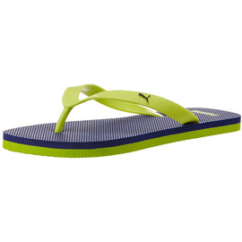 Puma Unisex OdiusDP Surf The Web and Lime Punch Flip Flops Thong Sandals