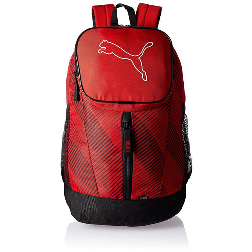 Puma 26 Ltrs Barbados Cherry Casual Backpack (7410503)