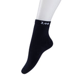 Lee Men's Full Cushion Crew Socks - Pack of 3 ( Grey/Black/Navy)