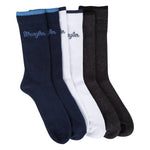 Wrangler Mens Full Cushion Crew socks - Pack of 3 ( white/Anthra/Peacoat)