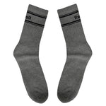 Reebok Half Cushion Crew Socks - Pack of 3 (Grey/White/Black)
