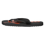Puma Rapid IDP Black and Orange Flipflops