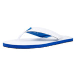 Puma Ketava White and French Blue Flipflops