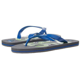 United Colors of Benetton Men's Grey Eva Flip-Flops and House Slippers