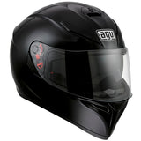 AGV K3 SV Full Face Helmet matt black slant view