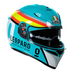AGV K3 SV LOCATELLI Full Face Helmet front view