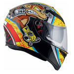 AGV K3 SV BULEGA Full Face motorcycle Helmet side view
