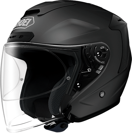 Shoei JFORCE 4 motorcycle Helmet matt black