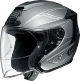 Shoei JFORCE 4 motorcycle Helmet graphic MODERNO-TC10