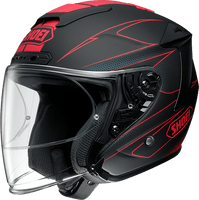 Shoei JFORCE 4 motorcycle Helmet graphic MODERNO-TC1