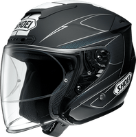 Shoei JFORCE 4 motorcycle Helmet graphic MODERNO-TC5 black