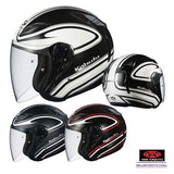KABUTO AVAND2 STAID open face motorcycle helmet overview