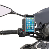 KAPPA motorcycle smartphone holder universal clamp mount