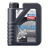 LIQUIMOLY 4 Stroke 10W40 STREET motorcycle engine oil