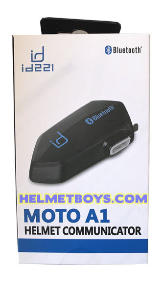 MOTO A1 Motorcycle Bluetooth Headset box main unit