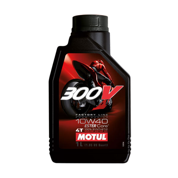 MOTUL 300V Synthetic Ester 4T Motorcycle Engine Oil