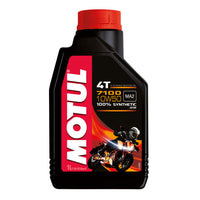 MOTUL 7100 Synthetic Ester 4T Motorcycle Engine Oil