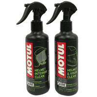 MOTUL M1 motorcycle helmet visor cleaner M2 helmet interior cleaner kit