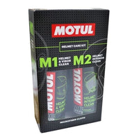MOTUL M1 motorcycle helmet visor cleaner M2 helmet interior cleaner package