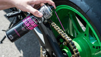 MUC OFF All-Weather motorcycle chain lube O X Z ring