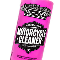 MUC OFF Motorcycle Cleaner nano technology