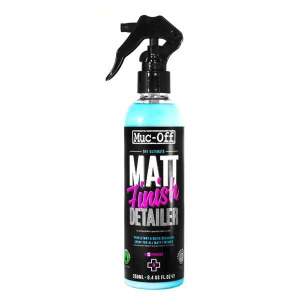 MUC OFF Motorcycle Matt Finish Detailer Cleaner