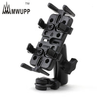 MWUPP motorcycle fingergrip smartphone holder