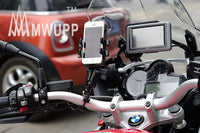 MWUPP motorcycle fingergrip smartphone holder bmw