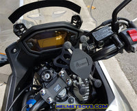 MWUPP motorcycle smartphone holder honda 400X
