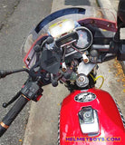 MWUPP motorcycle smartphone holder yamaha rxz