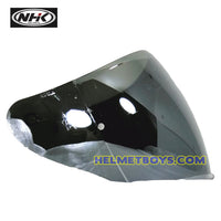NHK R1 GIGA helmet Tinted Visor Face Shield chrome mirror