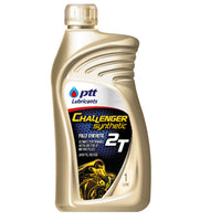 PTT Challenger Synthetic 2T motorcycle engine oil