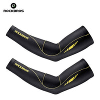Motorcycle Armsleeves UV Protection ROCKBROS XT022 air mesh