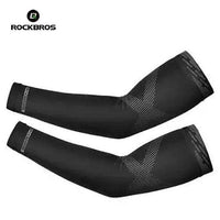 Motorcycle Armsleeves UV Protection ROCKBROS XT022 cooling