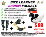 SSDC BBDC CDC motorcycle learner student IRIDIUM package