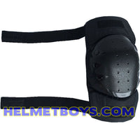 SSDC BBDC CDC elbow knee guard protection gear velcro strap