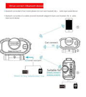 ViMOTO V8 Motorcycle Bluetooth Headset instructions