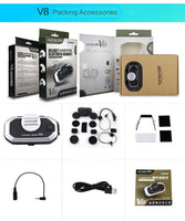 ViMOTO V8 Motorcycle Bluetooth Headset retail package