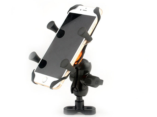 X-GRIP motorcycle phone holder