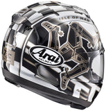 ARAI RX7X IOM TT 2017 full face helmet side view