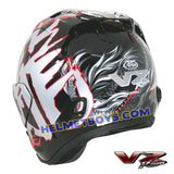ARAI VZRAM DRAGON motorcycle Helmet left view