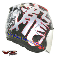 ARAI VZRAM DRAGON motorcycle Helmet right view