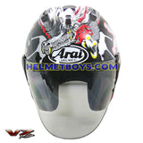 ARAI VZRAM DRAGON motorcycle Helmet front view