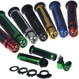 Barracuda motorcycle handle grip colors