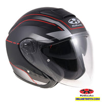 KABUTO ASAGI BEAM Motorcycle Sunvisor Helmet right view