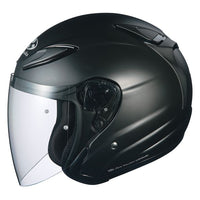 KABUTO AVAND2 open face motorcycle helmet matt black