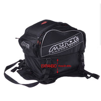 MENAT Motorcycle Magnetic Fuel Tank Storage Bag extended luggage