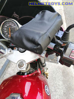 Motorcycle slim IU ERP protective leather case
