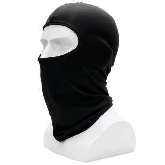 Motorcycle Face Mask Balaclava Headgear side view